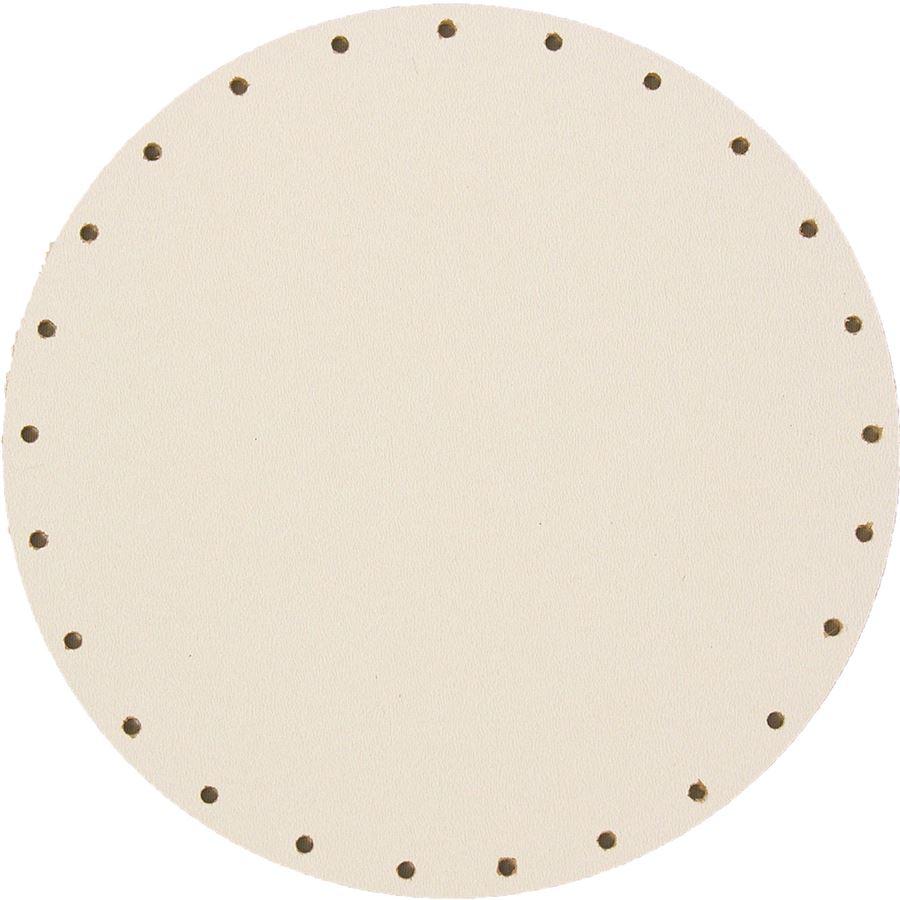 sololak bílý pr.16cm s otvory 22B0016K