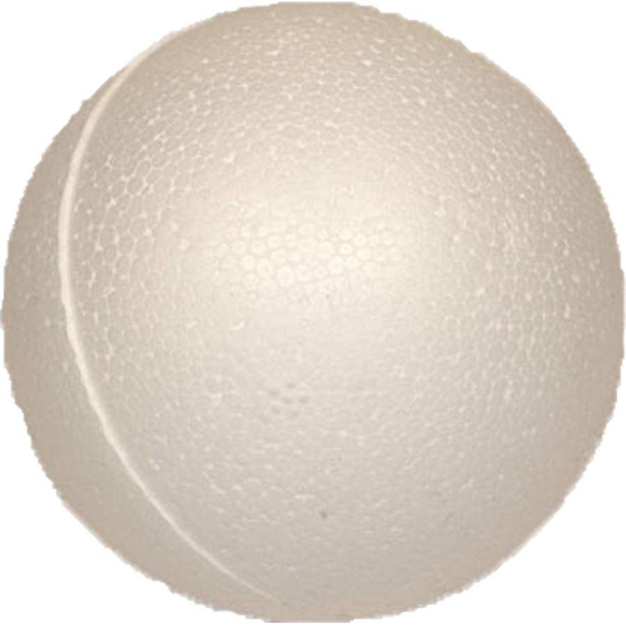 polystyrenová koule 60mm 0017