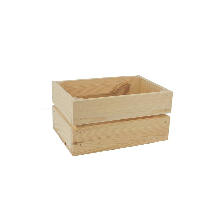 Dřevěná bedýnka 097081