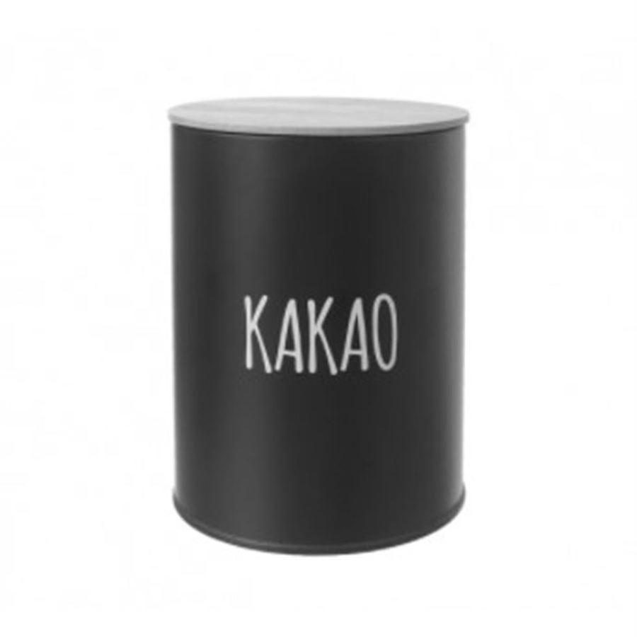 Dóza Kakao BLACK O0146